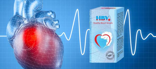 HBV (Healthy Blood Vessels) - капли от гипертонии