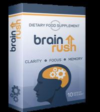 BrainRush (БрэйнРаш) - капсулы для улучшения памяти