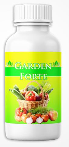Garden Forte (Гарден Форте) – биоудобрение для дачи