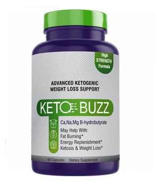 KetoBuzz (КетоБузз) - капсулы для похудения