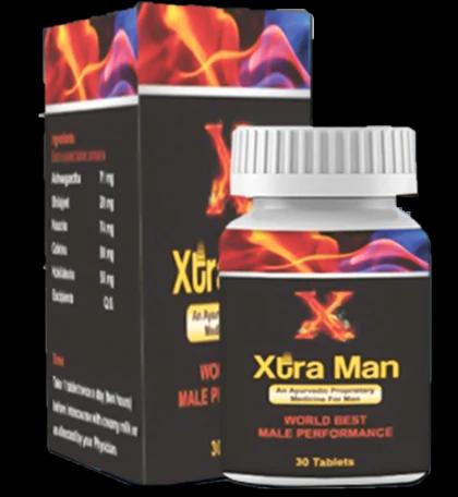 Xtraman (Экстрамэн)- капсулы для потенции