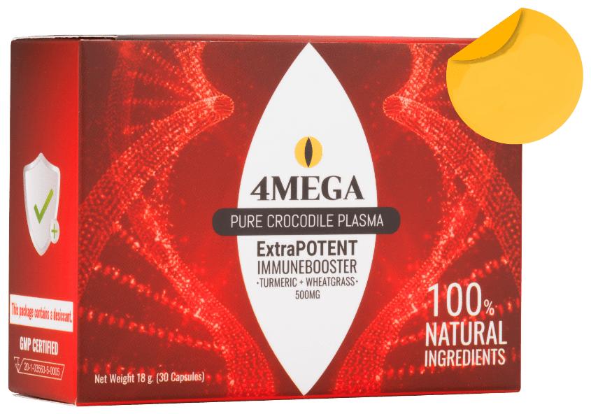 4 Mega (Фор Мега)- капсулы от бессонницы