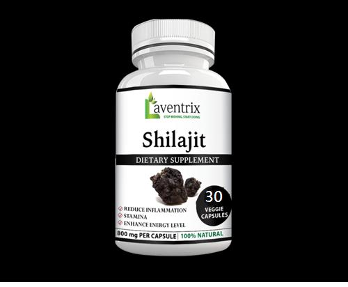 Shilajit (Шиладжит)- капсулы для усиления потенции