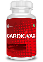 Cardiovax (Кардиовакс)- капсулы от гипертонии