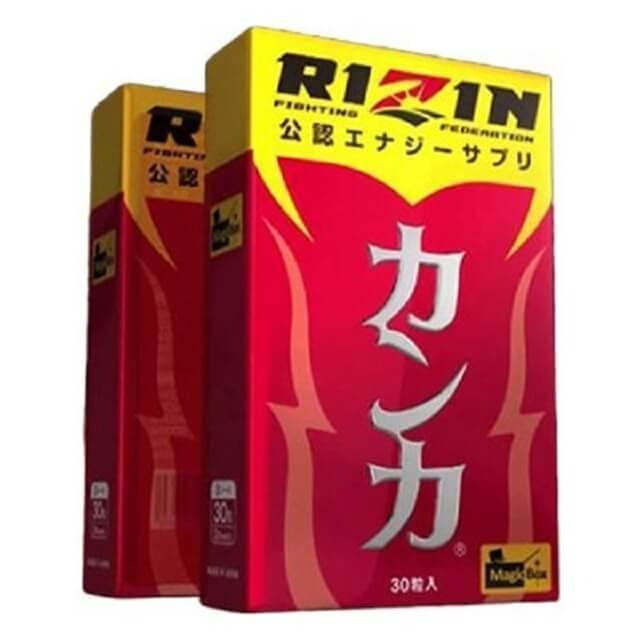 RIZIN (Ризин)- капсулы для поддержания мужского здоровья, силы, выносливости и уровня тестостерона