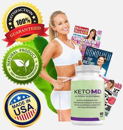 Keto MD (Кето МД) - капсулы для похудения
