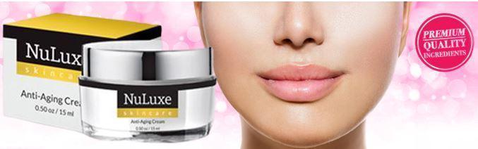 Nuluxe (Нулукс) - крем для омоложения лица