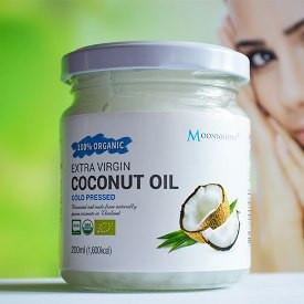 Coconut Oil (Коконат Оил) - кокосовое масло от целлюлита