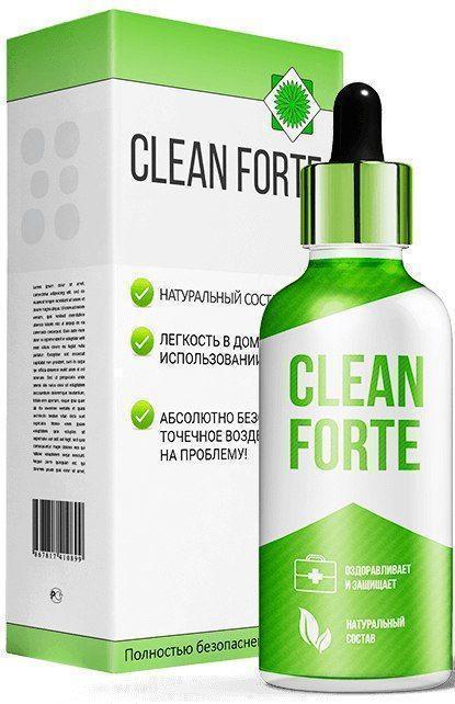 Clean Forte (Клин Форте) - капли для печени
