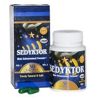 Sedyktor (Седиктор) - капсулы для повышения потенции