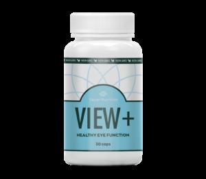 View Plus (Вив Плас)- капсулы для здоровья глаз и улучшения зрения