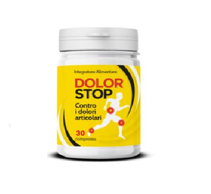 Dolor Stop (Долор Стоп)- капсулы от боли в суставах