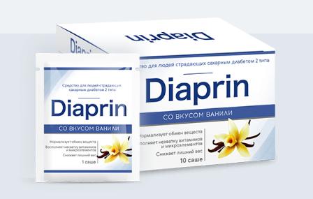 Диаприн - порошок для диабетиков