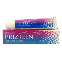 Anti Acne Cream PRIZTEEN (анти акне крем Призтин) - средство от угревой сыпи и жирного блеска