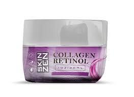Skin Zen Cream Collagen Retinol (Скин Зен Крим Коллаген Ретинол) - крем для омоложения лица