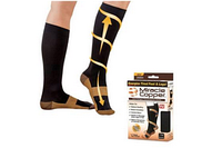 Miracle Copper (Мирэкл Каппр) - компрессионные носки