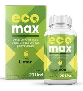 ECOMAX (Экомакс) - капсулы для похудения