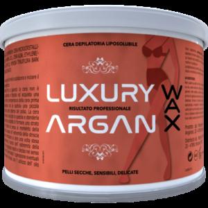 Luxury Argan (Лакшери Арган)- крем для депиляции