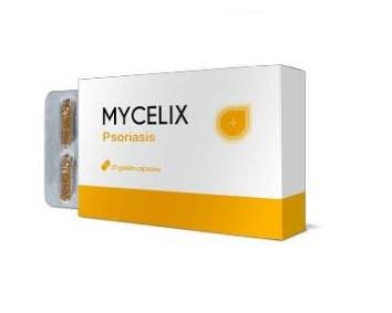 Mycelix (Мицеликс)- капсулы от псориаза