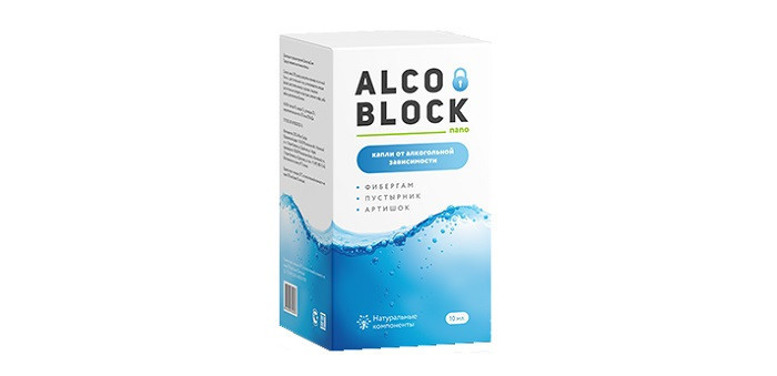Alco Block nano (алко блок нано) - средство от алкогольной зависимости