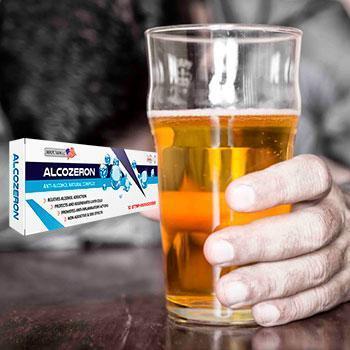 Alcozeron (Алкозерон) - средство от алкоголизма