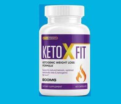 Keto X Fit (Кето Икс Фит)- капсулы для похудения