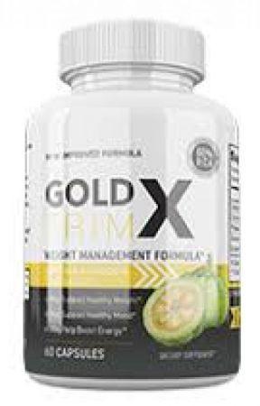 Gold X (Голд Икс)- капсулы для похудения