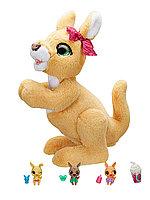 Мягкая игрушка FurReal Friends Кенгуру Джози и ее малыши E6724