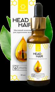 Head&Hair (Хед енд Хейр) - масляный комплекс для укрепления волос