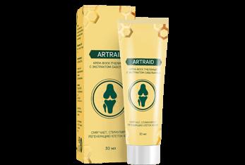 ARTRAID (Артрайд) - крем от артрита и артроза