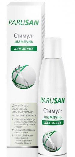 Parusan (Парусан)- шампунь от выпадения волос у женщин