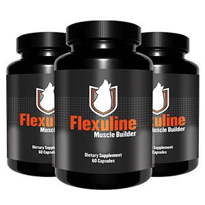Flexuline (Флексулайн)- капсулы для повышения уровня тестостерона