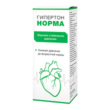 Гипертон Норма - капли для снижения АД