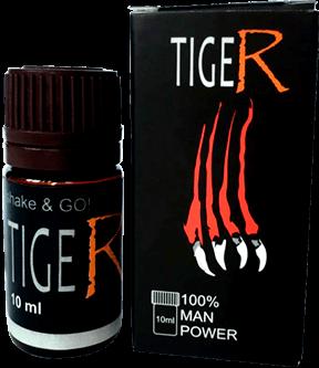 TIGER (Тайгер) - капли для потенции