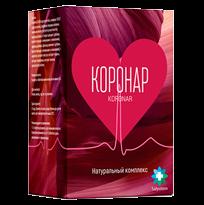 Коронар – натуральные капсулы от гипертонии