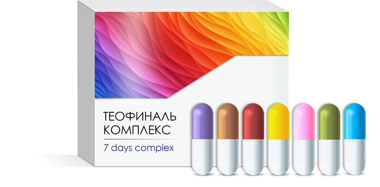 Теофиналь - комплекс от гипертонии