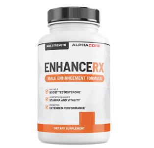 EnhanceRx (ЭнхансЭрИкс)- капсулы для повышения уровня тестостерона