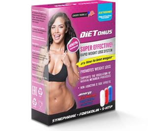 Dietonus (Диетонус) - капсулы для похудения