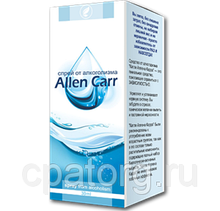 ALLEN CARR (Аллен Карр) - спрей от алкоголизма. Цена производителя. Фирменный магазин.