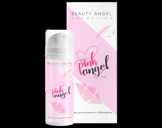 Pink Angel (Пинк Энджел) - отбеливающий крем для интимных зон