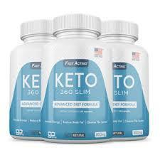 Keto 360 Slim (Кето 360 Слим)- капсулы для похудения
