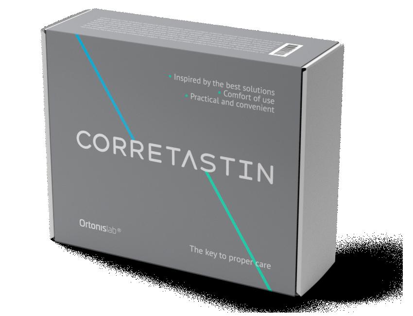 Corretastin (Корретастин)- капсулы для суставов