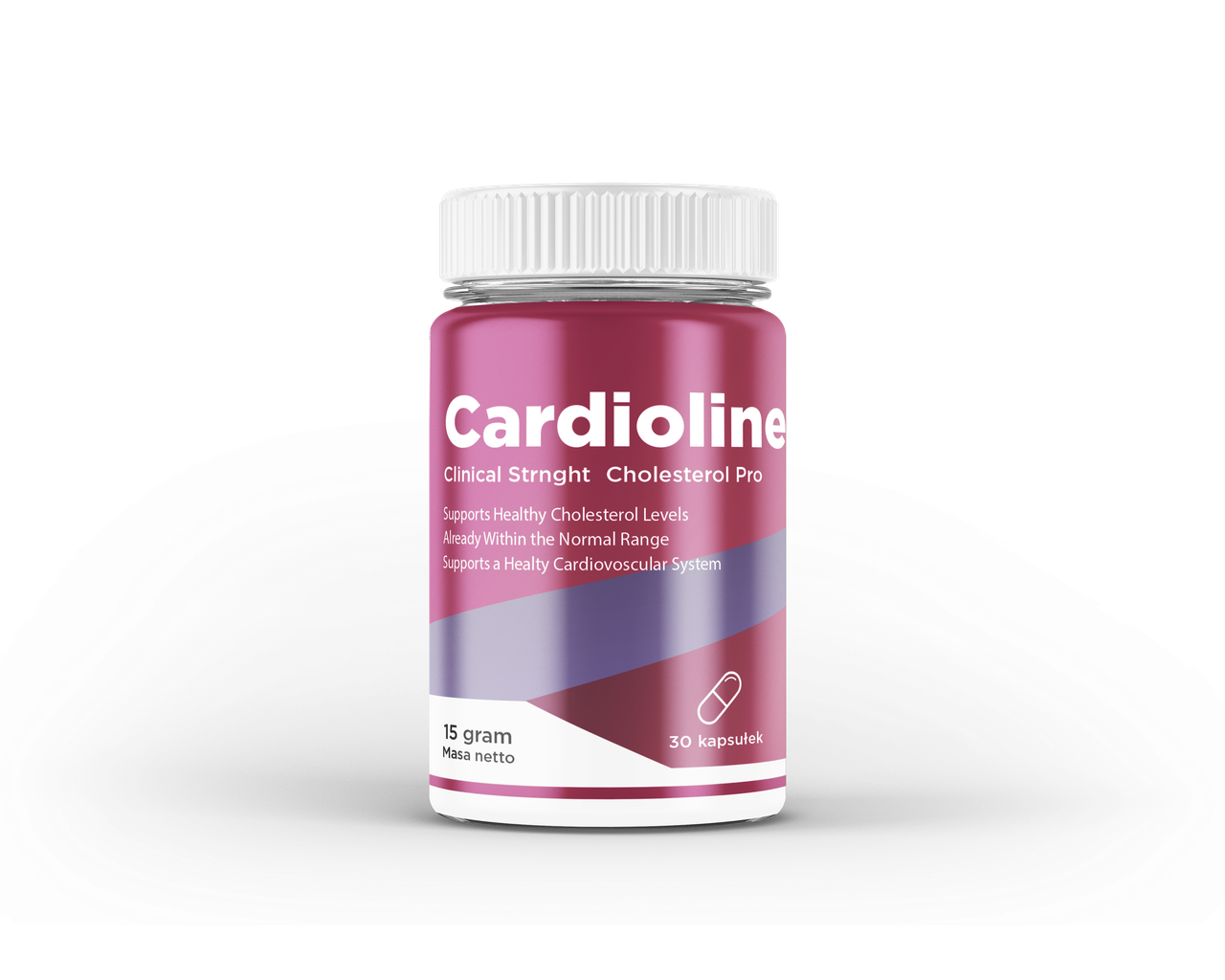 Cardiolin (Кардиолайн)- капсулы от холестерина