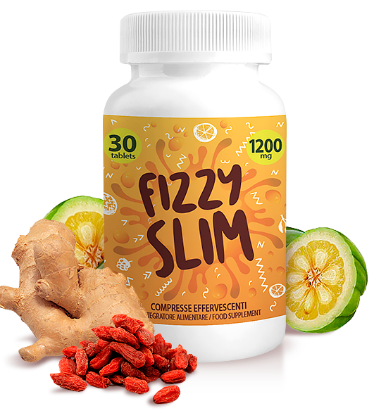 Fizzy Slim (Физзи Слим) - таблетки для снижения веса