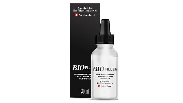 BioFiller (БиоФиллер) - сыворотка для омоложения