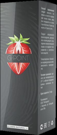 G-point (Дж-поинт) - гель для сужения влагалища