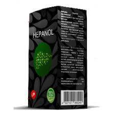 Hepanol Black (Гепанол Блэк) - капсулы для печени