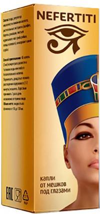 Nefertiti (Нефертити) - для молодости и здоровья кожи вокруг глаз