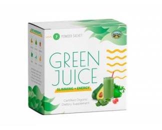Green Juice (Грин Джус) — капсулы для похудения