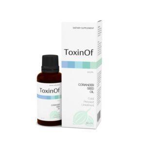 ToxinOf (ТоксинОф)- капли для очищения от шлаков и токсинов